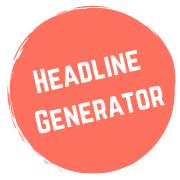 Resume (LinkedIn) Headline Generator Tool